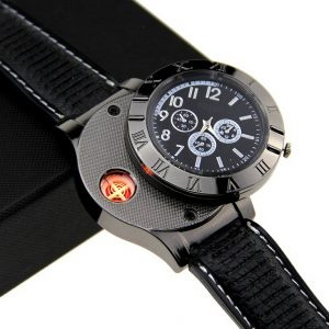 Lighter Watch Black