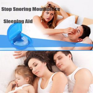 Stop Snoring And Grinding Your Teeth