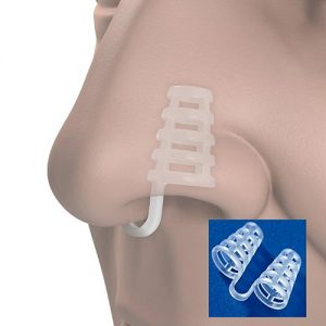 Anti Snoring Breathe Easy Nose Clip
