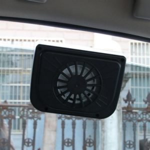 Solar Powered Car Window Fan