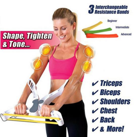 Upper Arm Workout