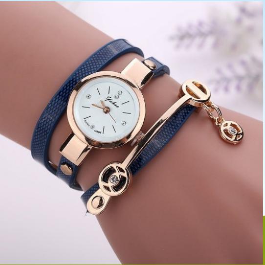 Bracelet Watch Blue