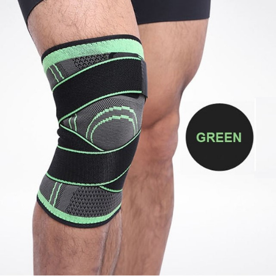 Knee Support Green